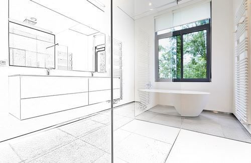 Bathroom and Kitchen Renovations on a Budget