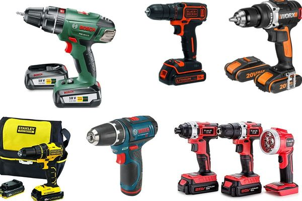 8 of the Best Cordless Drills Available in Australia (2020)