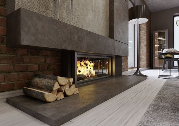 Choosing The Right Glass Fireplace Door For Your Home